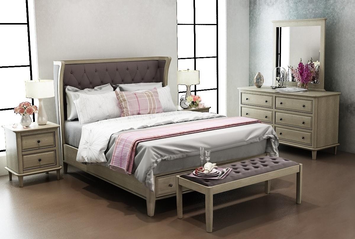 Antoinette Bedroom